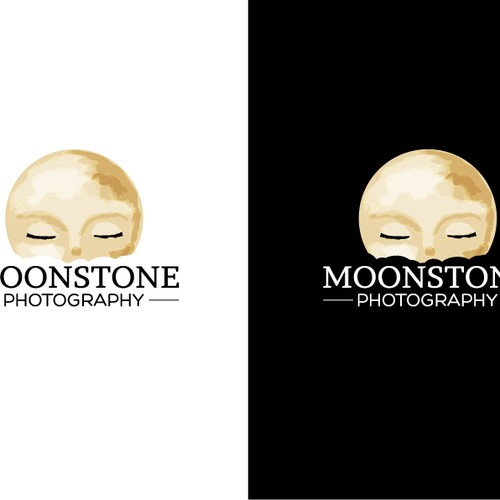 logo for Moonstone Photography