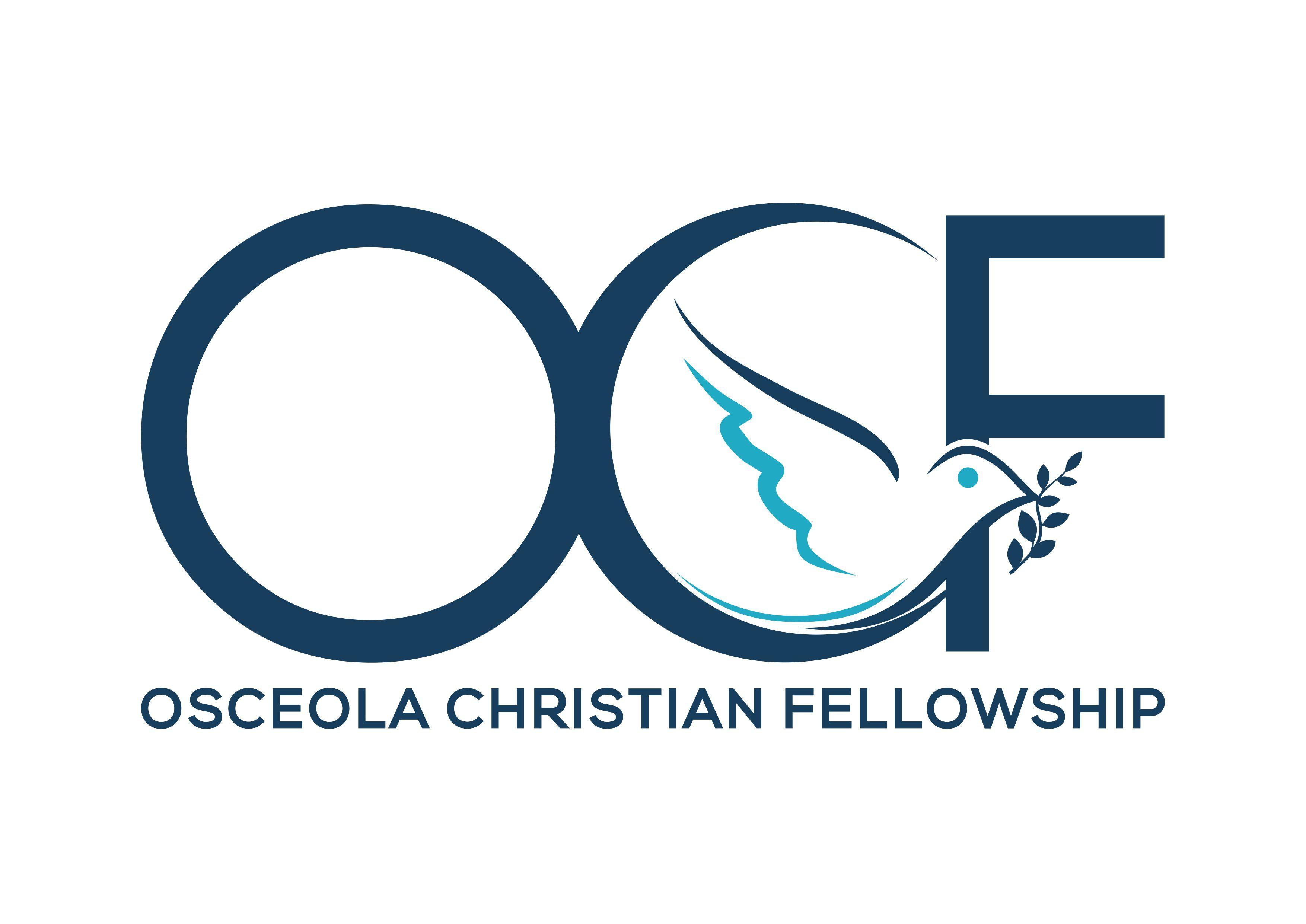 Create a logo for an active, mature church