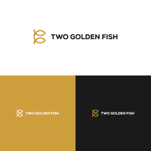 Two Golden Fish