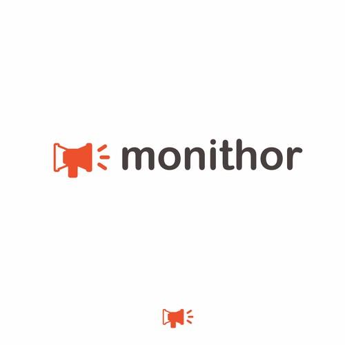 Logo design for a website monitoring service/web app