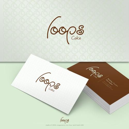 Logo concept for Baum Cake