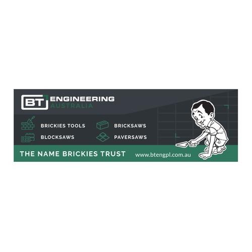 Sticker for Engineering Australia