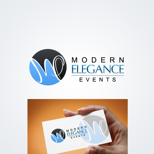 logo for Modern Elegance Events