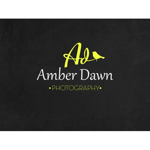 Amber Dawn Photography needs a new logo