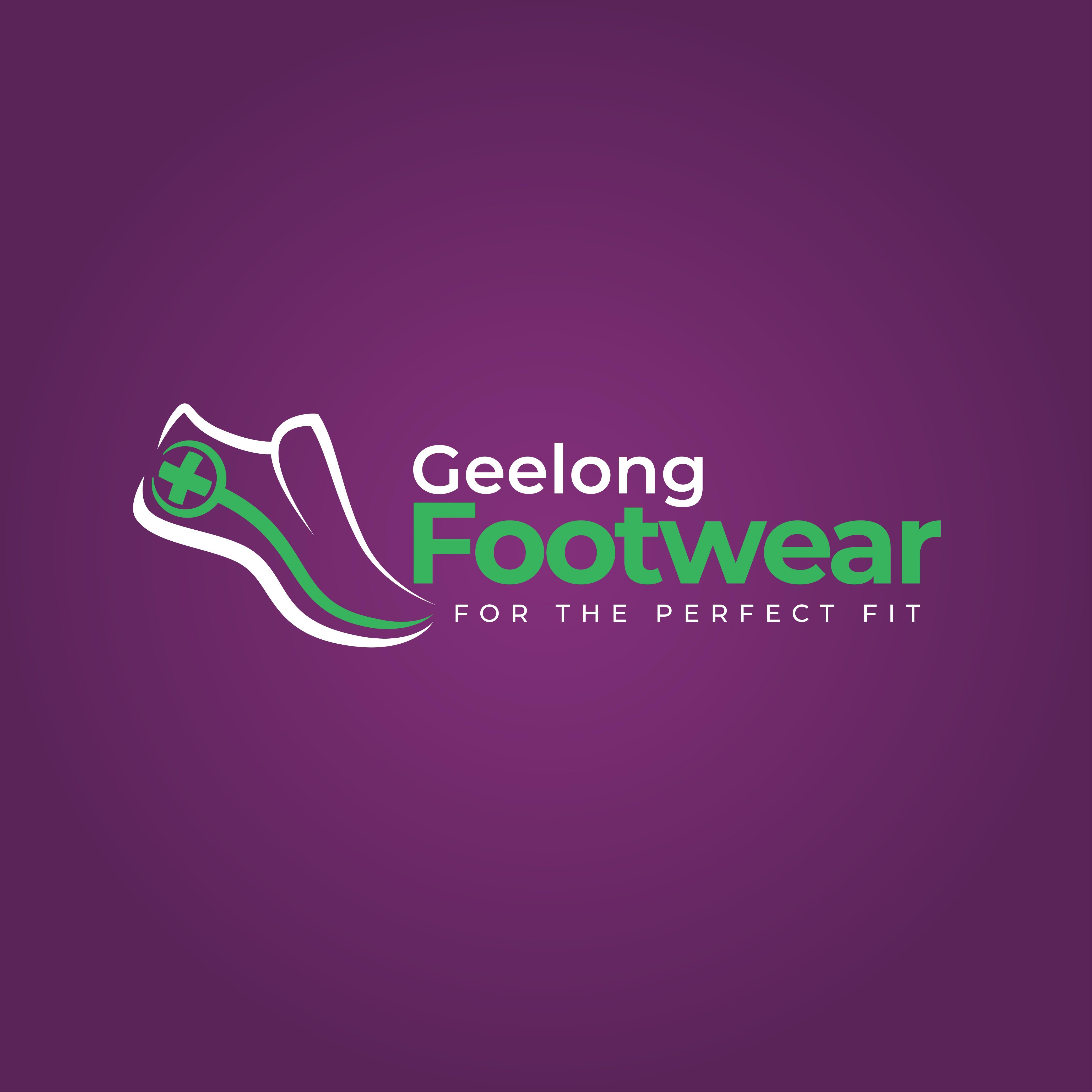 Geelong Footwear Logo for a company rebranding, re-freshing