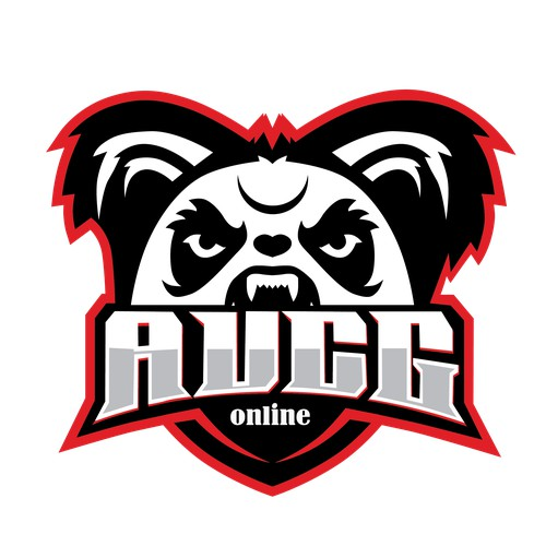 vectorized logo aucg