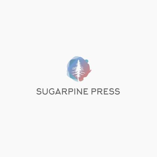 Sugarpine Press logo