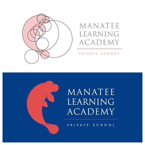 Logo for a Private School
