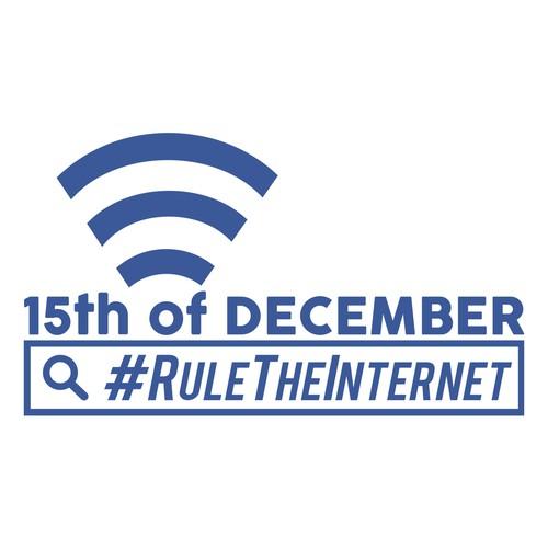#RuleTheInternet