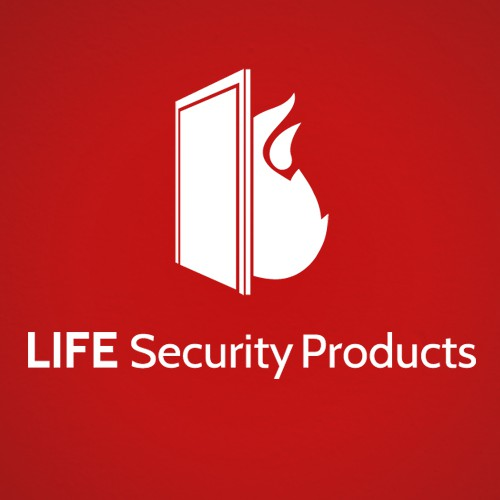 Help Company Name: L.I.F. Industries,Inc...Brand Name: LIFE Products or LIFE Security Products with a new logo