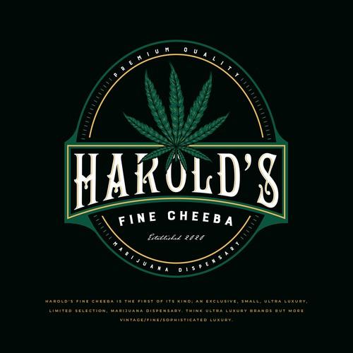 Harold's Fine Cheeba - Exclusive High End Marijuana Dispensary