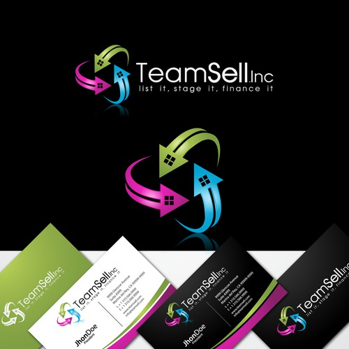 Help TeamSell Inc  with a new logo