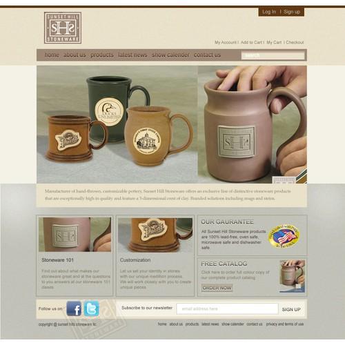 Need Classy, Stylish, e-Commerce Website