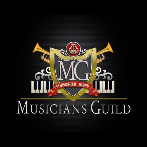 Show Musicians Guild that you are indeed a Grand Master at visual design.