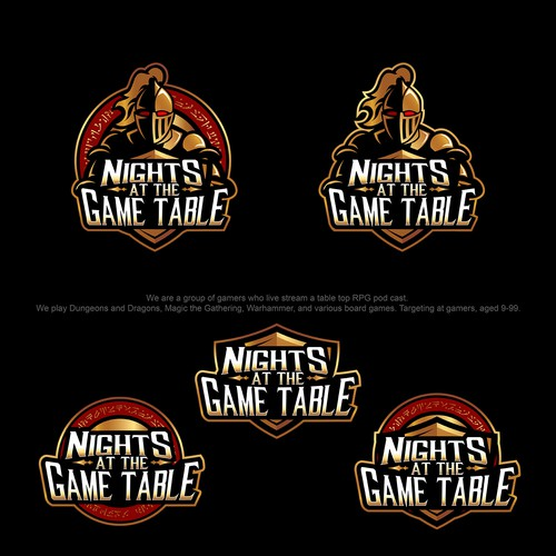 Nights at the Game Table