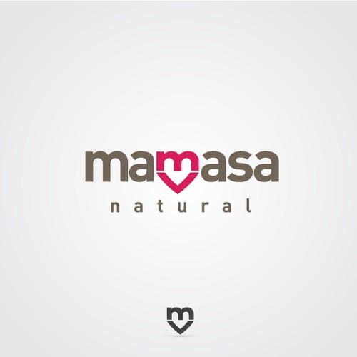 logo for Mamasa Natural