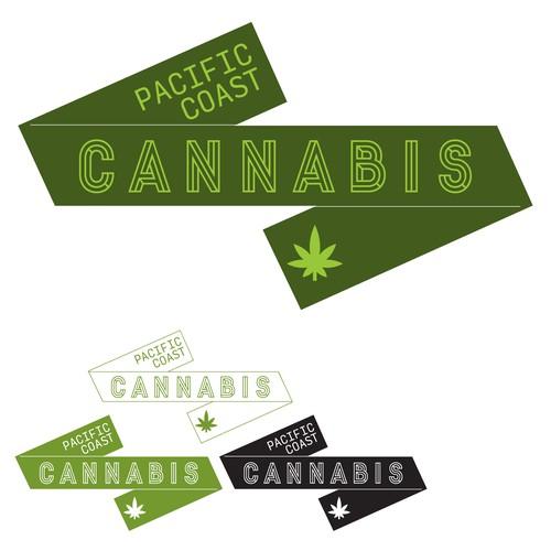 Pacific Coast Cannabis Logo