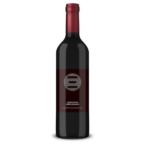 Weinlabel Weinetiketten