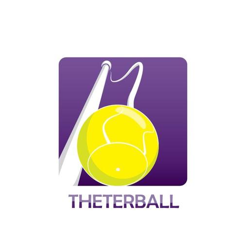 Theterball Application Icon Design