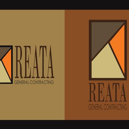 Reata General Contracting,Inc. needs a new logo