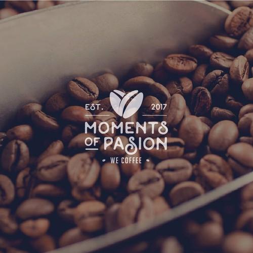 Coffe bar logo