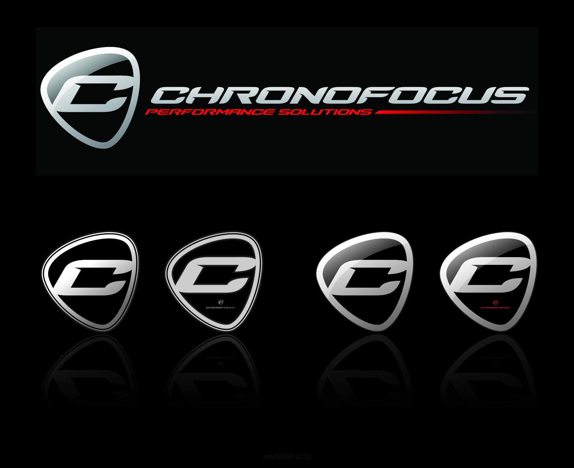 Help chronofocus with a new logo