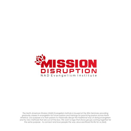 Logo Concept for Mission Disruption