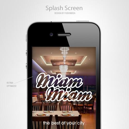 MiamMiam - iPhone App