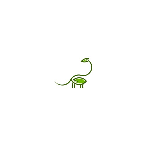 leaf and barosaurus