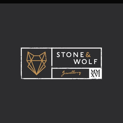 logo for stone & wolf