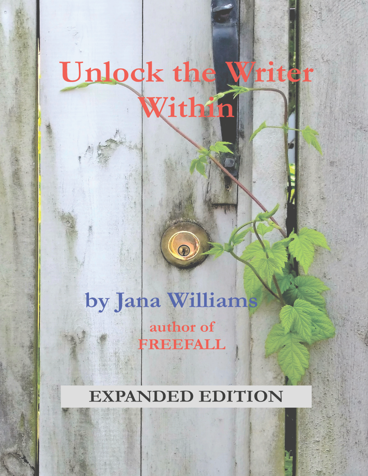 Unlocking the Writer Within  EXPANDED edition