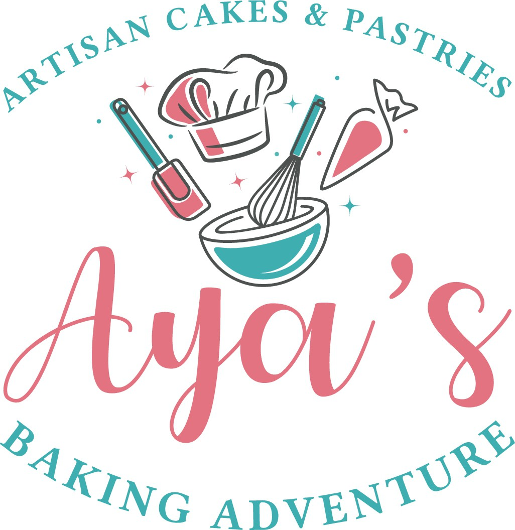 Design a logo for artistic home bakery in Kuwait to appeal to youngsters