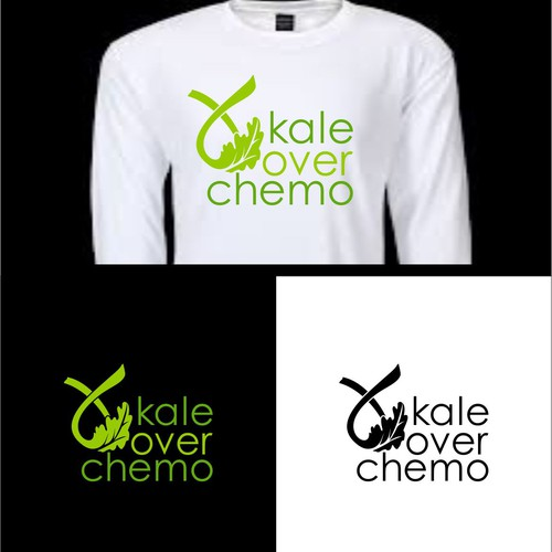 Kale over chemo