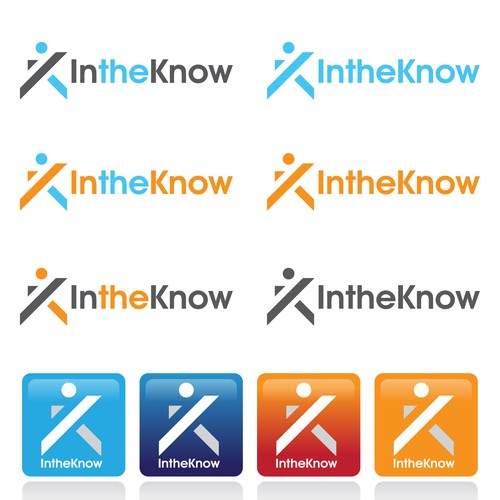 "Create logo/iphone icon for ""In the Know"""