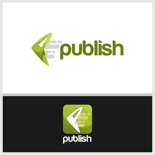 Publish logo