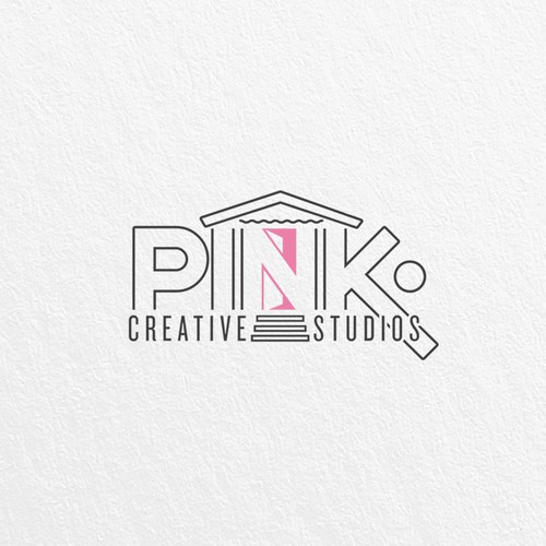 Pink Creative Studios logo
