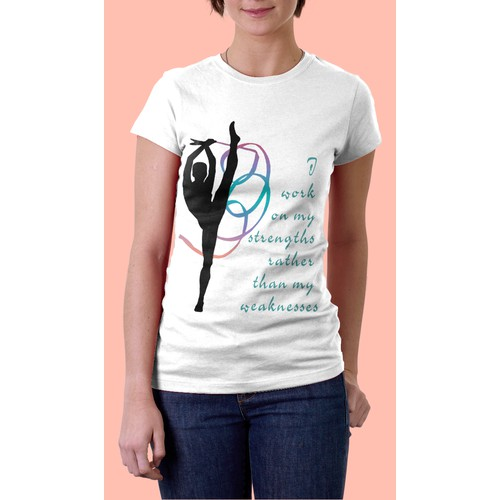 t-shirt design for Diva At Your Door