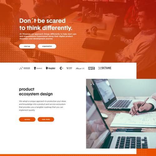 Waymee Homepage