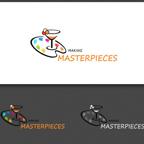 Create the next logo for Making Masterpieces