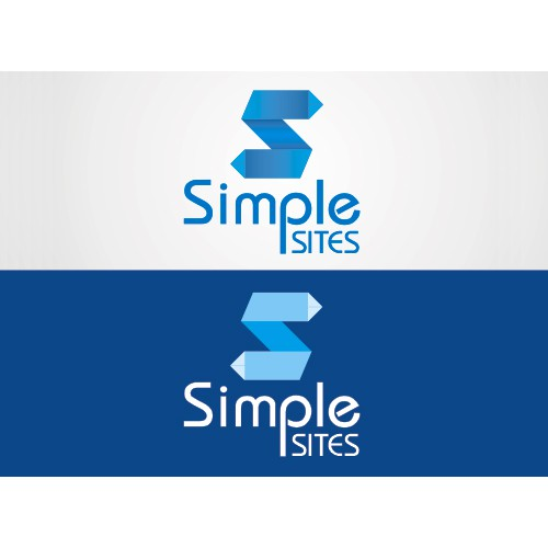 Logo For Simple Sites - Rockstar Designers Only!