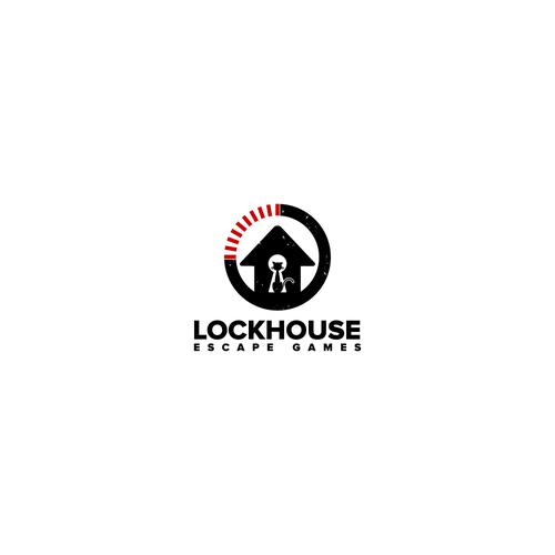 Lockhouse Escape Games logo