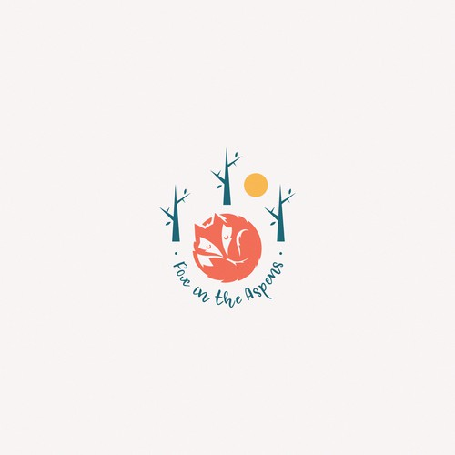 Cozy logo for a small online gift shop