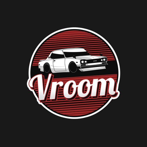 Vroom Logo Proposal