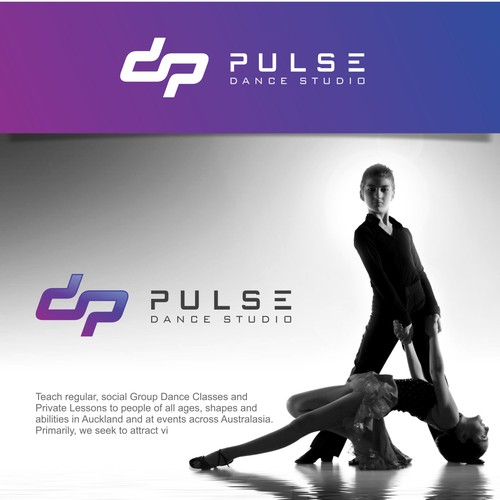 Create an identity for this exciting, sexy, smooth new Dance Studio.