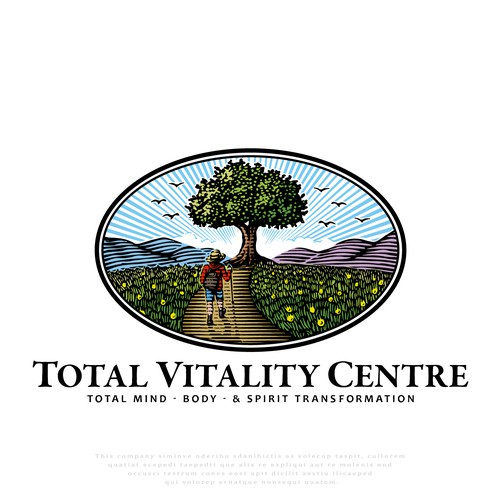 Logo for Total Vitality Center