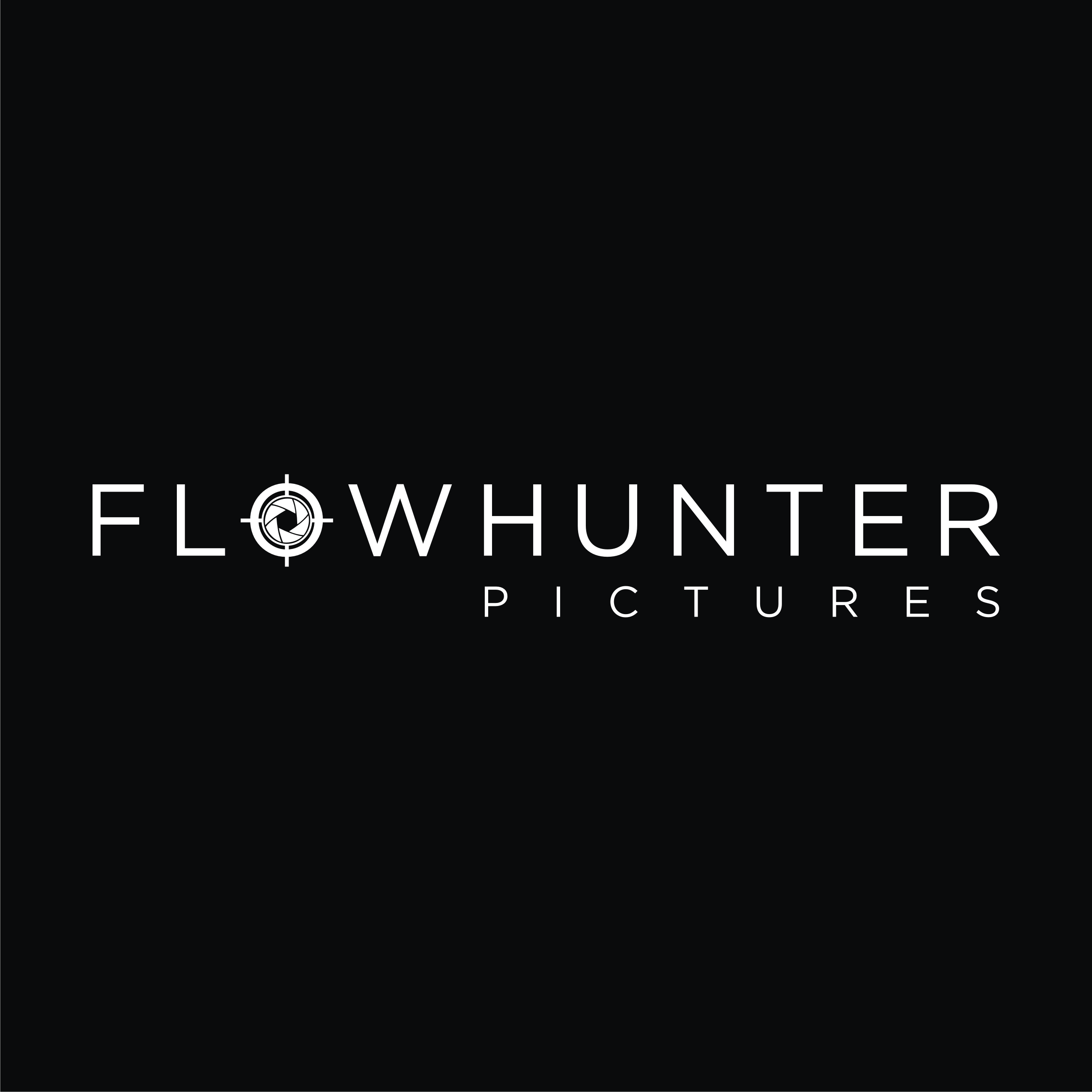 "Photography ""flowhunter pictures"" needs a logo"
