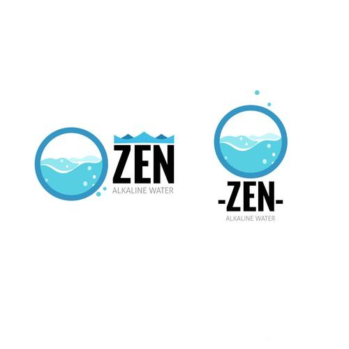 Water Elemental Logo