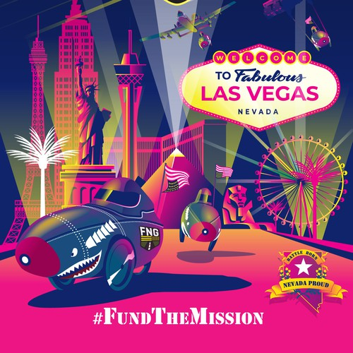 Fund The Mission poster