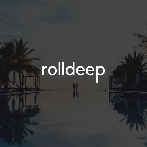 RollDeep Logo Design