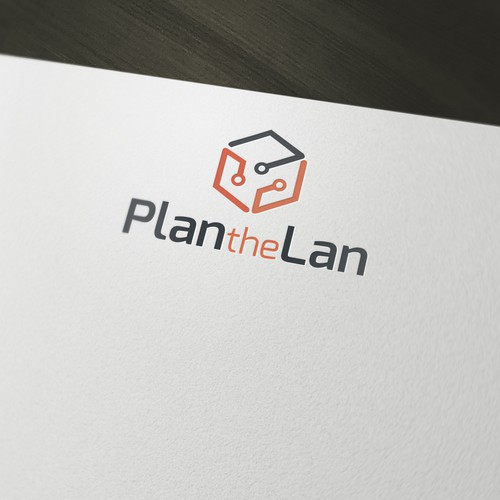 Create the next logo for Plan the Lan